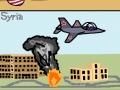 Air strikes around the world