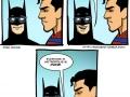 Batman is a troll