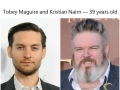 Celebs that are same ages