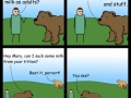 Milk and bears