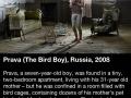 Stories of feral children