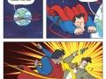 Superman outsmarts Batman