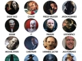 Pick the scariest villain