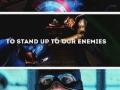 Steve Rogers is inspiring 1