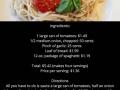 Affordable recipes