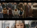 You bow to no one