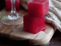 Ice cube tray desserts