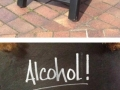 Hilarious bar signs