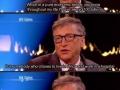 Bill Gates on generosity