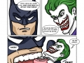Geez, Batman