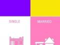 Single vs married life