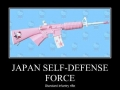 Japanese self-defence
