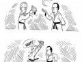 Rule of street fighting