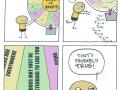 Wheel of Anxiety