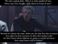 Brilliant Dr Who speech