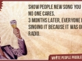 Show people new song