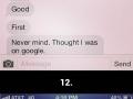 Funny parent & kids texts