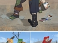 Fallout Disney princesses