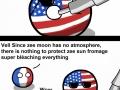 Where did my flag go?