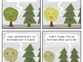 Everything is pine