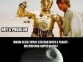Star Wars is flawless