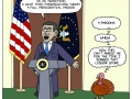 Obama pardons a turkey
