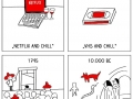 History of netflix and chill