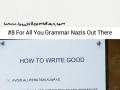 For grammar nerds
