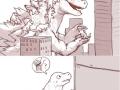 Best Kaiju Dad