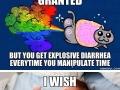 Grant and corrupt a wish