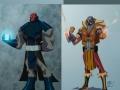 Marvel - DC mashup