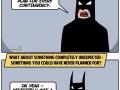 Just Batman things