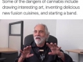 Tommy Chong on cannabis