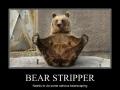 Bear stripper