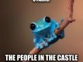Fun Fact Frog