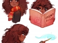 Black Hermione