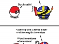 Nordic inventions