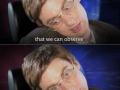 Hawking vs Einstein
