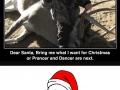 Bring me my presents!