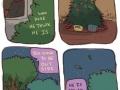 Truth behind xmas tree