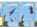 Superhero genetics