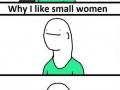 Why I like tall women