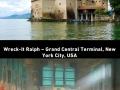 Disney locations
