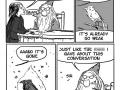Cause I'm Dumbledore