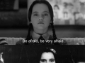 Wednesday Adams is epic