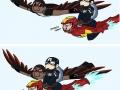 Trolling Falcon pt.1