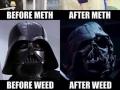 The dark side of drugs