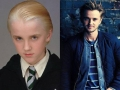 Hogwarts then and now
