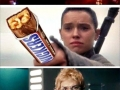 Have a snicker, Kylo