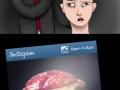 Hannibal using Instagram